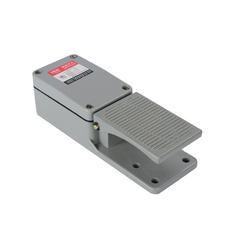 New Foot Pressure Switch Pedal Of YDT1-17 Aluminum Shell With KH9011 Core Silver Point Code Grabber Domotica Broadlink China environmentally friendly pvc inflatable shell water floating row of a variety of swimming pearl shell swimming ring