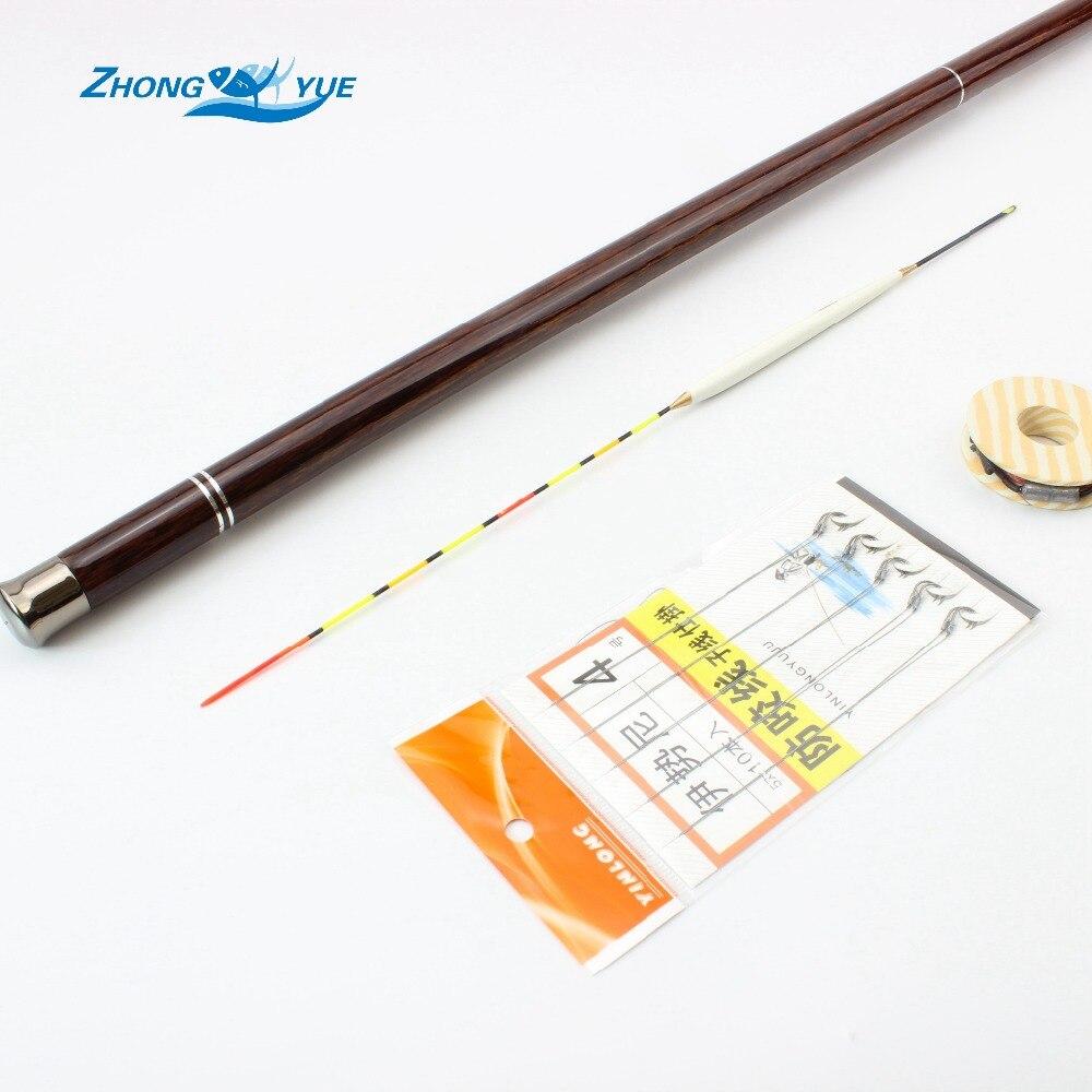 New 3 6 7 2m carbon telescopic carp fishing rod fish hand for Carp fishing rods