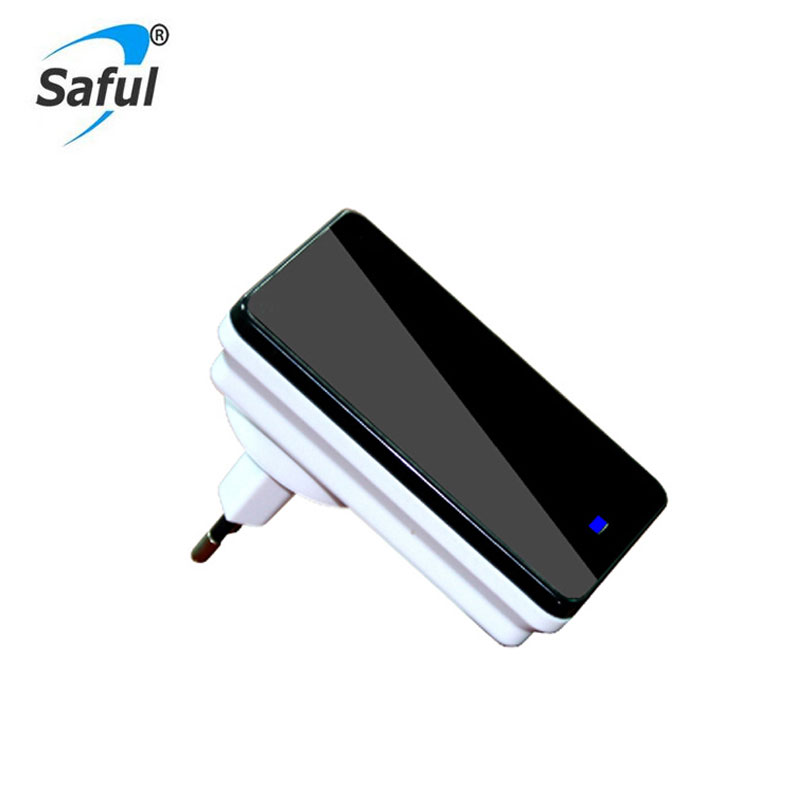 Accessories link For Saful  Black Doorbell Accessories link For Saful  Black Doorbell