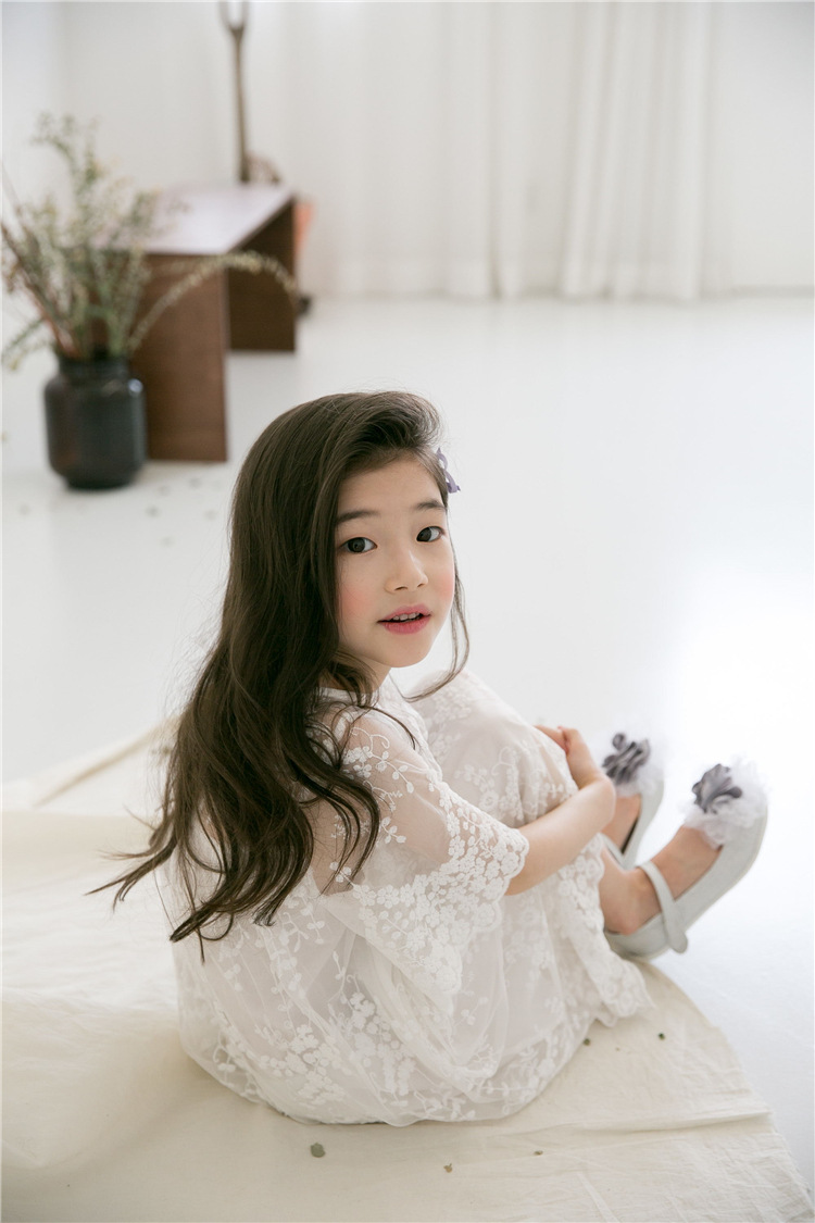 vestidos rendas bordado vestido branco para adolescentes