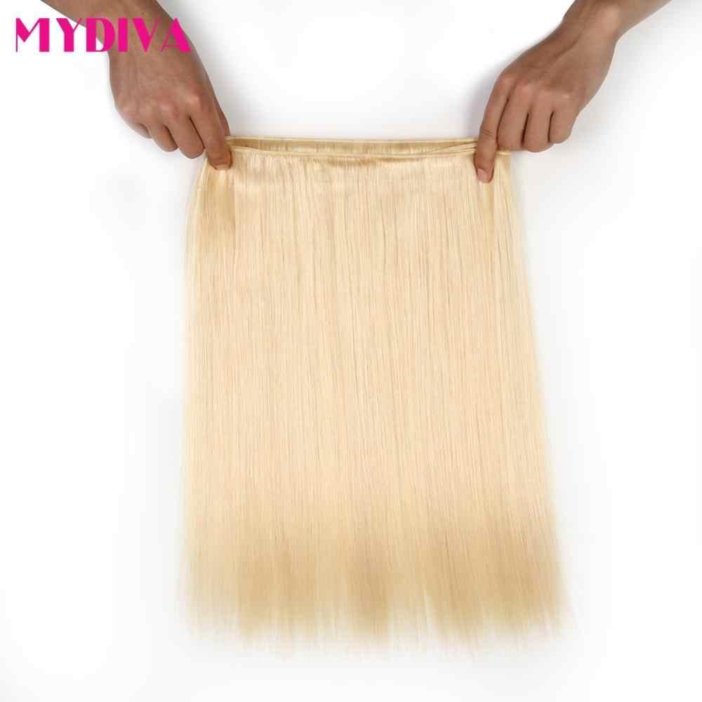 Бразильские волосы плетение пучков прямые 613 пучки 30 дюймов светлые человеческие волосы пучки оптовая продажа Бразильские 10 пучков предложения Remy