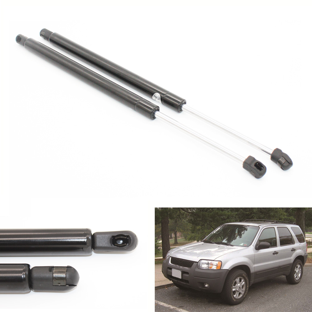 2pcs truck rear window lift supports shock car gas struts for ford escape 2001 2002 2003