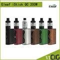 100% qc original eleaf istick 200 w kit com melo 300 tanque e QC iStick 200 W TC/Caixa VW Mod 5000 mah Embutido bateria