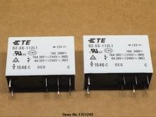 شحن مجاني 10 قطعة/الوحدة 100% جديد الأصلي OEG مرحل الطاقة OZ SS 112L1 أوقية SS 112L 12VDC 12 فولت 16A 8PIN