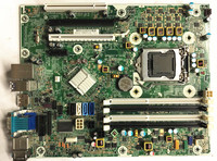 657094-001 656933-001 Mainboard Fit Für HP 8300 SFF Desktop motherboard system board Q77 LGA1155