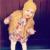 Bebê Meninas Borla Faux Fur Vest Crianças Casaco Cardigan de Malha Colete de Franjas para 1-5Y Crianças Roupas Jaqueta de Inverno 2016 Outono