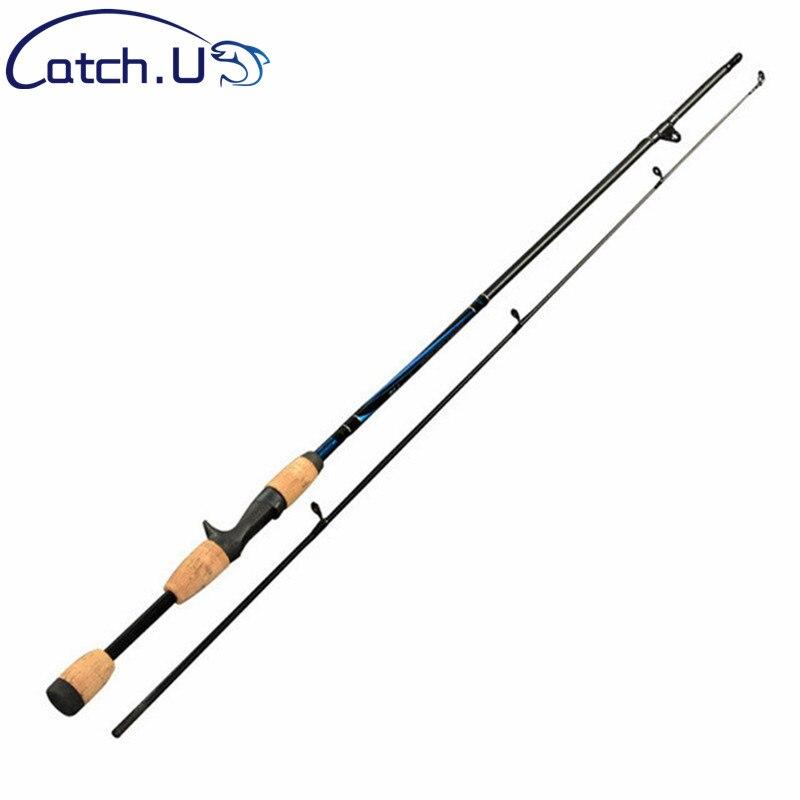2 punta girando pesca rod 7