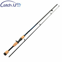 2 Tip Spinning Fishing Rod 7 M And ML Actions 4 12g 5 20g Lure Weight