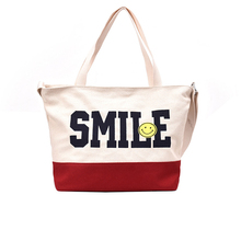 Hot Women Shopping Bag Ladies One Shoulder New 2019 Totes Eco Daily Use Foldable Canvas Female