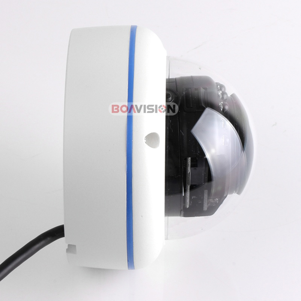 HD Dome Outdoor IP Camera POE 4MP/3MP Onvif Realtime 2592*1520/2048*1536 3.6mm Lens Angle CCTV Security Camera IP Night Vision