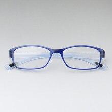 XZ Siêu nhẹ nhập khẩu TR carbon nhớ sợi đầy đủ khung kính với cận thị ánh sáng phẳng màu gradient lens đàn ông và phụ nữ