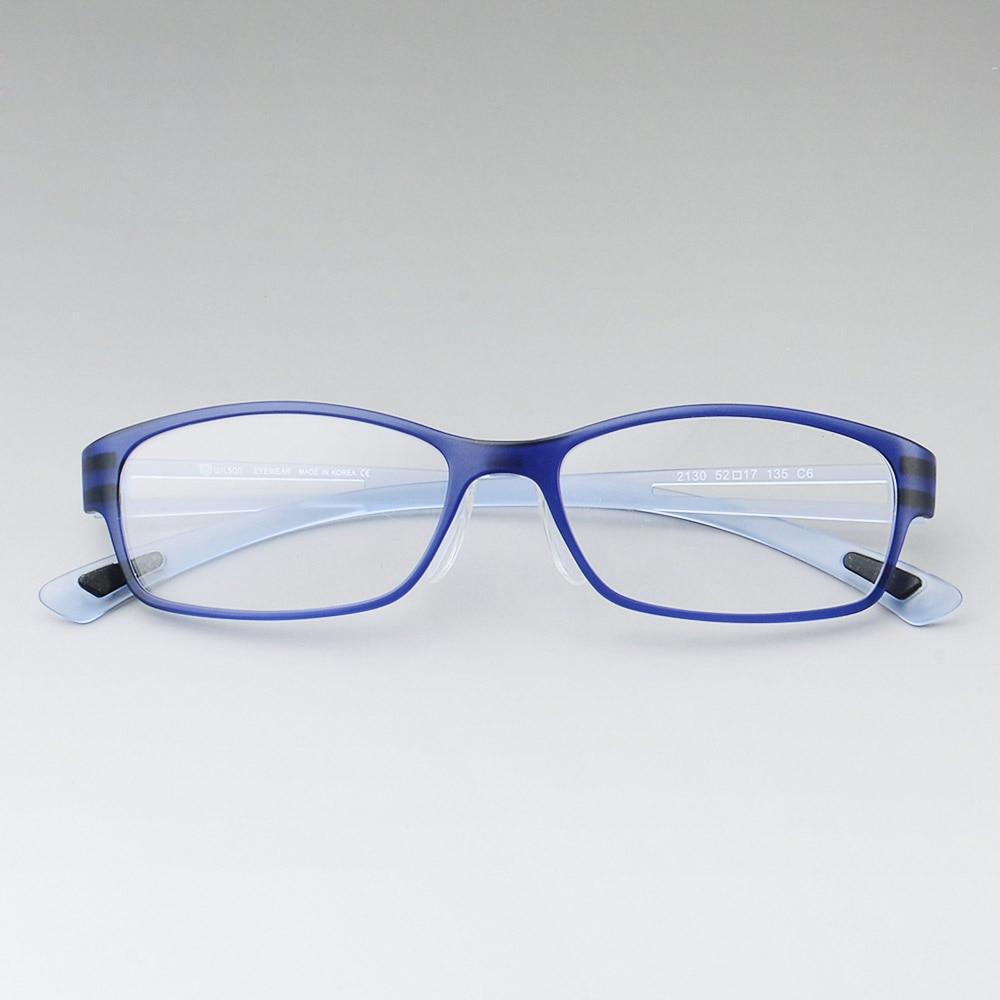 XZ Ultra-light import TR carbon fiber memory full frame glasses frame - Apparel Accessories