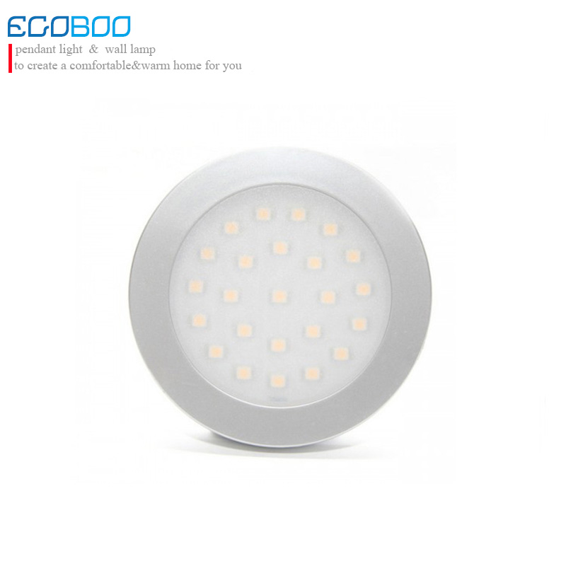 Free shipping 2w 12v (10pcs/lot)LED under cabinet lighingas kitchen lamp ,downlighting annular shape bulbs as home deoorative