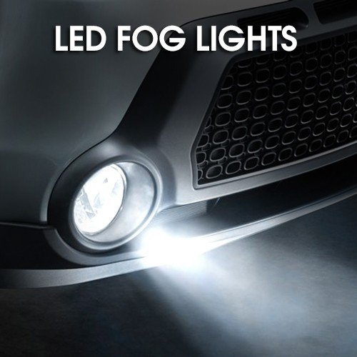 Светодиодные противотуманные лампы свет комплект для Субару Форестер s13, на 2013 2014 2015 2016