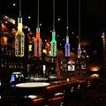 Hot Bubble Lamp Chandelier Restaurant Chandelier Crystal Chandelier LED Bottle Lamp Creative Chandeliers Bar SPD-01
