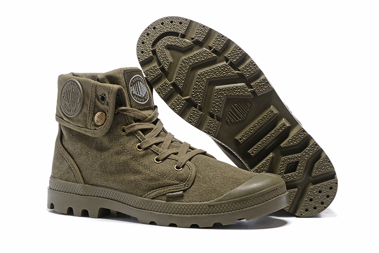 PALLADIUM Pallabrouse All Men High-top Military Ankle Boots Canvas Shoes Men Sport Shoes Hiking boots цены онлайн