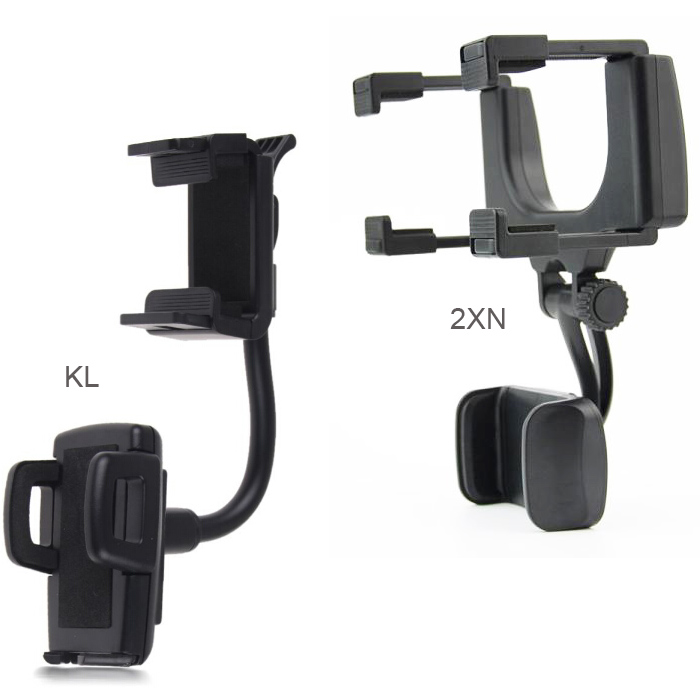 Rotary Bilsynsspejle Montering mobiltelefon Bilholdere står til Sony - Mobiltelefon tilbehør og reparation dele - Foto 5