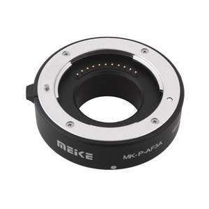 Image 3 - Meike MK P AF3A Macro Autofocus Extension Tube Ring Af Voor Panasonic Olympus Mirrorless Camera S