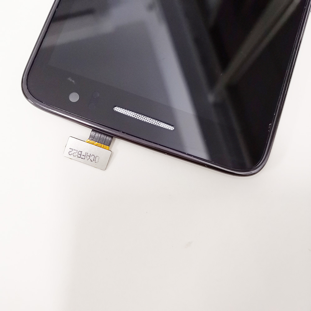 AICSRAD ouetouch アルカテルワンタッチスクリーブ HD × OT8008 8008 8008D Lcd ディスプレイ + タッチスクリーンデジタイザアセンブリの交換  グループ上の 携帯電話 & 電気通信 からの 携帯電話用液晶ディスプレイ の中 2