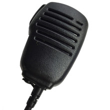 Speaker mic for walkie talkie YAESU for VX-7R VX-6R VX-120 VX-170 VX-177 FT270 two way raido PTT