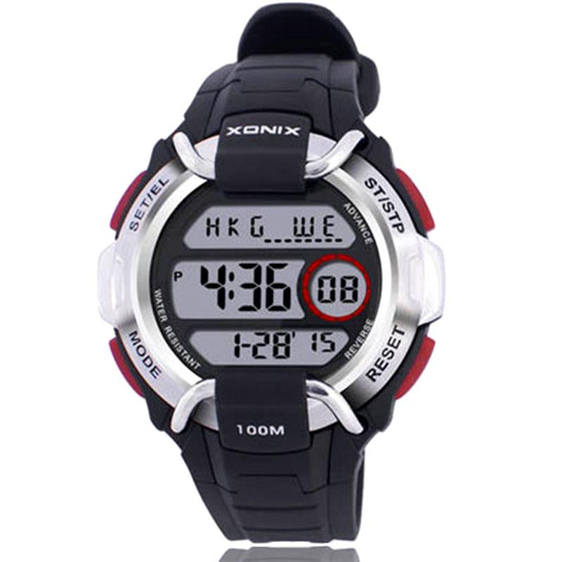 Digital Watches Men's Watches Mens Sports Watches Top Brand Luxury Dive Digital Led Military Watch Men Fashion Casual Electronics Wristwatches Clock Men Gs