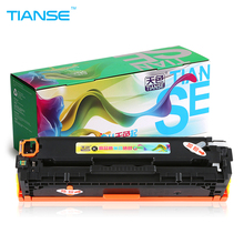 TIANSE CF210A for HP131A CF211A CF212A CF213A 210A 131A toner cartridge for HP Color Laserjet PRO 200 M276N M276NW M251N M251NW