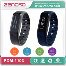 Best Activity Companion Smart Wearable Fitness Tracker Bluetooth Wristband Pedometer