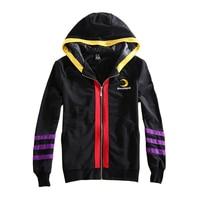 Brdwn Assassination Classroom Unisex Korosensei Tops Hoodie Casual Coat Jackets