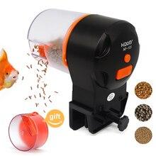 Automatic Fish Smart Feeder Aquarium Tank Timer Feeder Goldfish Food Pet Feeding Dispenser with 2 Fish Food Dispensers 100g/50g стоимость