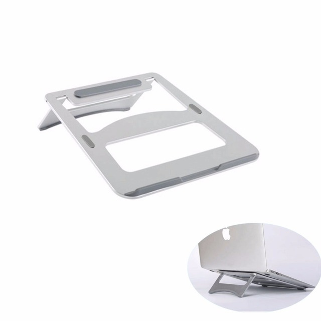 High Quality  Portable Metal Laptop Stand Aluminium Laptop Stand for MacBook with Cooling Function