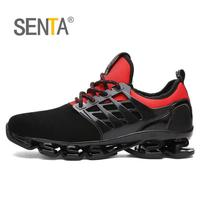 SENTA summer Blade breathable outdoors sports lovers runing shoes for men sport women sneakers 2018 brand shoes