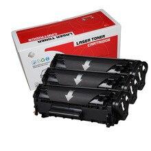3PCS compatible toner cartridge 2612a 12a 2612 q2612 Q2612A for hp laserjet 1010 1020 1015 1012 3015 3020 3030 3050 printer