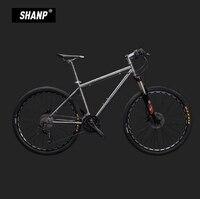 LAUXJACK Shimano M610 Suite 30 Speed Mountain Bike And Bike Riding Tit