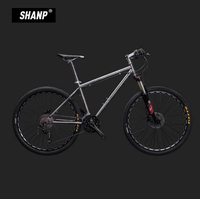 LAUXJACK Shimano M610 Suite 30 Speed Mountain Bike And Bike Riding Tit