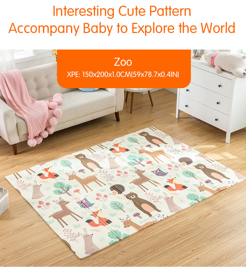 HTB1qfeQcvWG3KVjSZPcq6zkbXXa0 Infant Shining Baby Play Mat Xpe Puzzle Children's Mat Thickened Tapete Infantil Baby Room Crawling Pad Folding Mat Baby Carpet