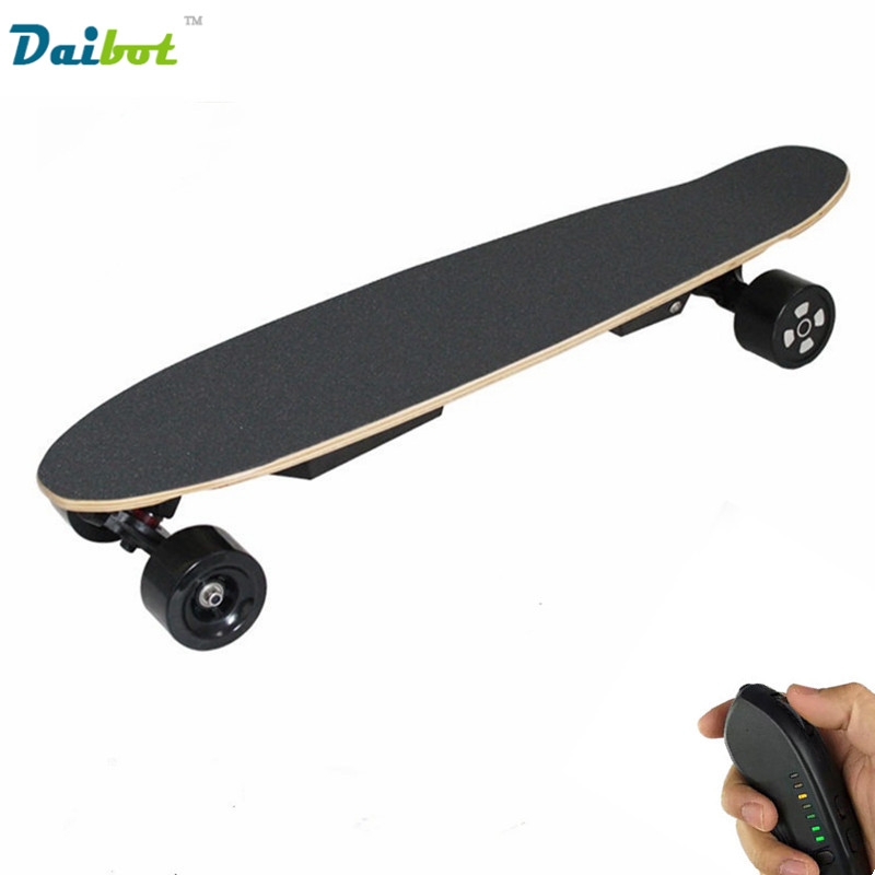 2017 New Dual Motor Remote Control Electric Skateboard 600W Hoverboard Longboard Samsung Battery 40 KM/H 3 Speeds Adjustable alouette remote control electric skateboard scooter maple wood electric board longboard hub motor dual drive lg battery