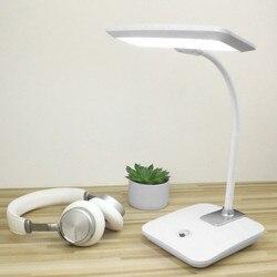 Nowoczesna nowa ściemniająca lampa stołowa led akumulator gabinet night lighs sypialnia oświetlenie wewnętrzne w akademiku|led table lamp rechargeable|led table lamptable lamp rechargeable -