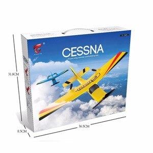 Image 5 - Z50 RC avión EPP espuma Glider giroscopio de avión 2,4G 2CH RTF Control remoto Wingspan aviones divertidos niños aviones juguetes interesantes