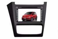 S190 Touch Screen Android 7 1 Car Dvd Player For Volkswagen FOX Wifi 3G Device Mirror