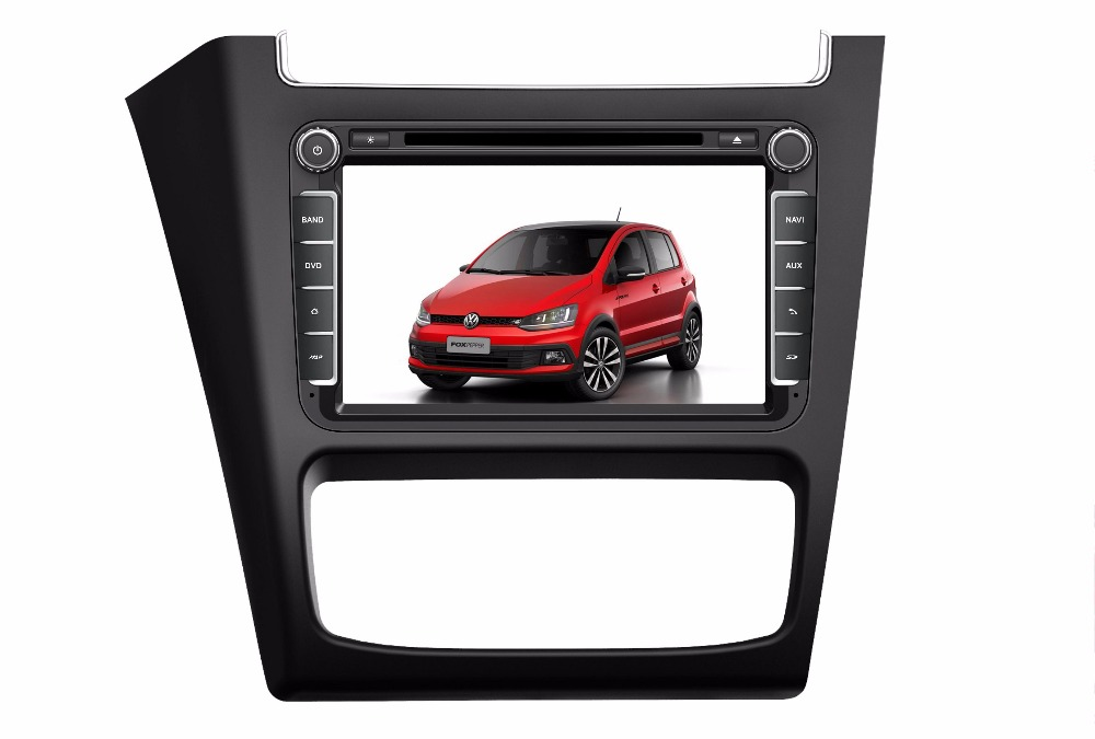S200 octa core 8 core android 8.0 car dvd player for Volkswagen FOX wifi/3G device mirror link best selling DVR gps car stereo