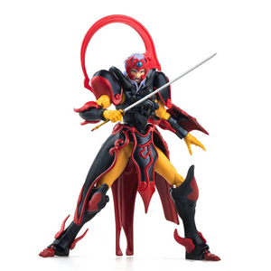 Image 2 - Tronzo Demoniaca Fit 18cm Dasin Model DM Shurato with Kuroki Gai SHF PVC Japanese Anime Action Figures Christmas Gift For Boys