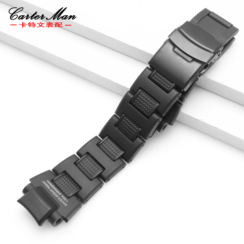New Plastic Watchband High Quality For G Shock Gw A1100 Ga1400 Watch