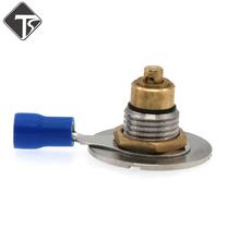 Wysokiej jakości Mod 510 złącze DIY złącze sprężynowe 510 złącze dla Mech Mod E papierosy VV modów Vape Mod tanie tanio DIY Złącze Sprężynowy 0822t 510 connector Metal