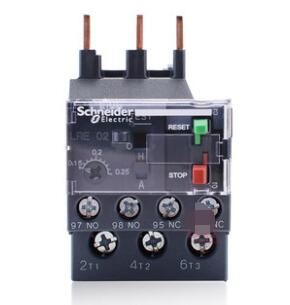 Thermal overload relay LRE02 LRE02N LRN02N 0.16-0.25A