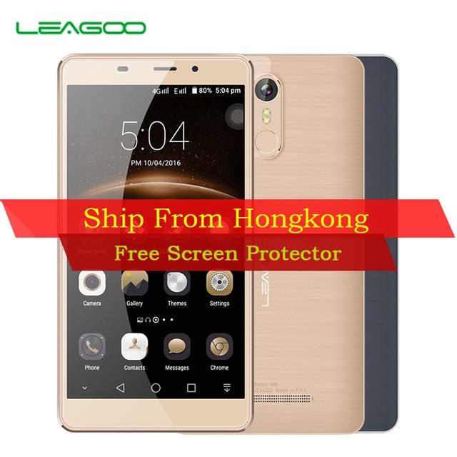 LEAGOO M8 2 ГБ + 16 ГБ Отпечатков Пальцев ID Смартфон 5.7 дюймов Freeme 6.0 MTK6580A Quad Core 1.3 ГГц WCDMA 3 Г 3500 мАч Батареи Мобильного Телефона