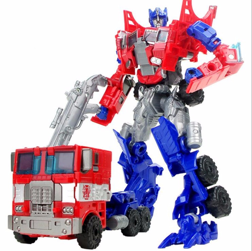 19cm Height Transformation Deformation Robot Toy Action Figures Toys with original box JJ616E