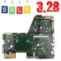 Madre original del ordenador portátil para asus x551ma 60nb0480-mb1501-203 ddr3 portátil envío gratis