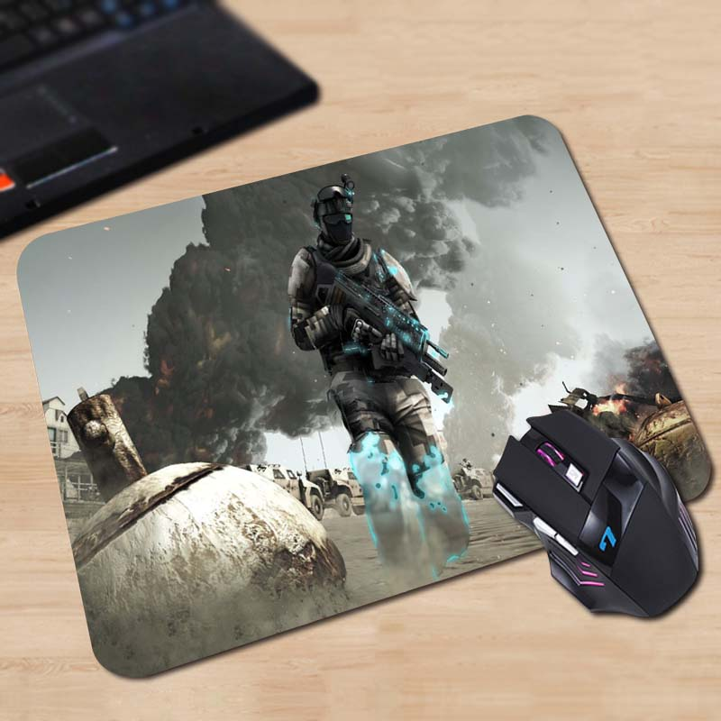 Babaite tom clancys ghost recon future soldier Free shipping Rubber Gaming Mouse Pad 180x220x2mm 250x290x2mm Mat