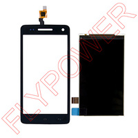 Replacement LCD Display + Touch Screen Digitizer Separate Parts For Explay Fresh LCD