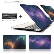 Sky Series Hard Case Protector Laptop Case For Apple MacBook Air 11 13 inch,Pro Retina 12 13 15 New Pro A1706 A1707 A1708 A1932